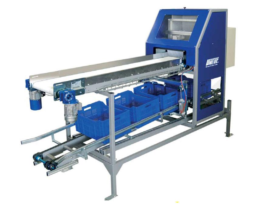 AC_500© AC_600© - Автоматические наполнители ящиков по заданному весу