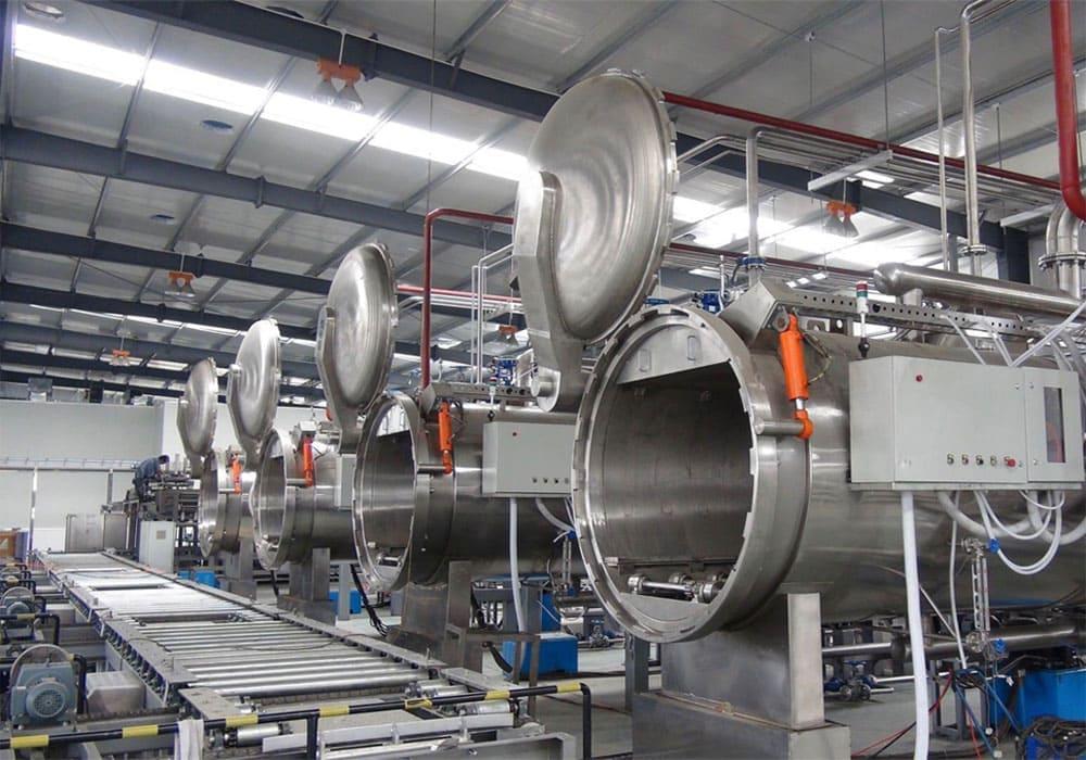 Автоматизация технологических процессов и оборудования