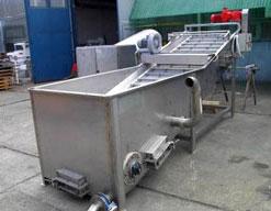 Ремонт и восстановление машин для мойки плодоовощной продукции